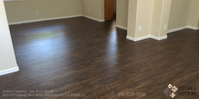 Laminate install throughout home