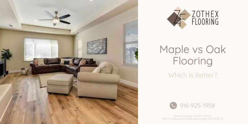 oak vs mapleflooring